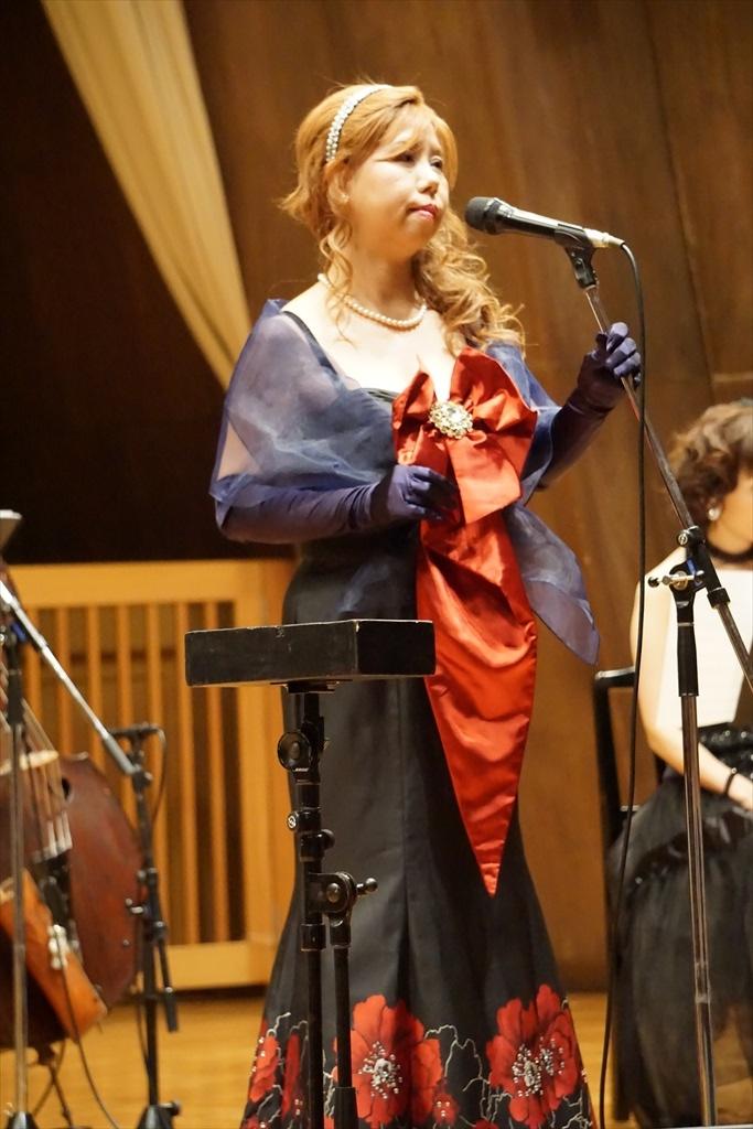 別府葉子シャンソンコンサート_7