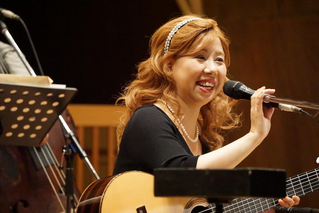 別府葉子シャンソンコンサート_21