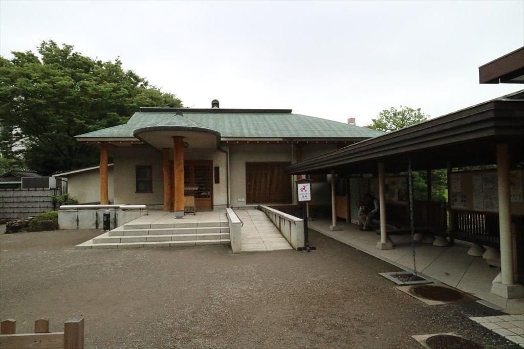 大正記念館入口