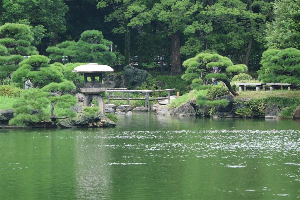 美しい池の景観(2)_2