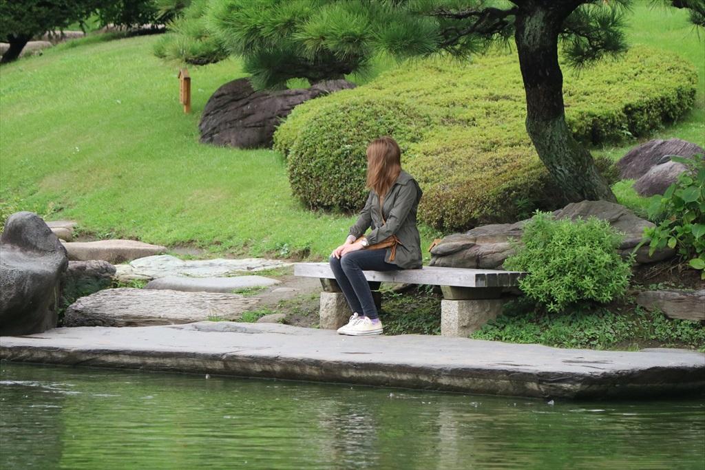美しい池の景観(2)_12