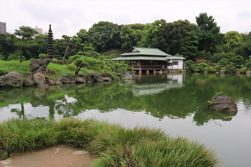 美しい池の景観(4)_17