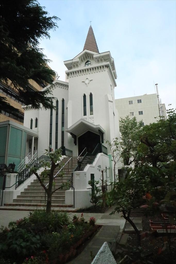 日本キリスト教会横浜海岸教会