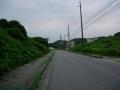 150822国道308合流し生駒から奈良方面へ