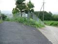 150822国道308第2阪奈脇の分岐は左が正解