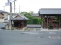 150822二条町交差点のお地蔵さん