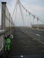 150829此花大橋の橋上に出る