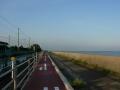 150904武庫川河口をさらに先へ