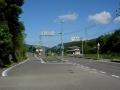 150920大三島橋へのアプローチ入り口