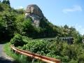 150920道すがらの巨岩が見事