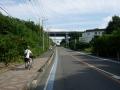 150920因島大橋入り口への坂