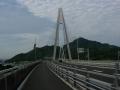 150921生口橋を渡る