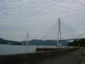 150921生口島南側から多々羅大橋を望む