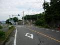 150921多々羅大橋へのアプローチ