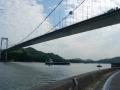 150921大島側から伯方大島大橋