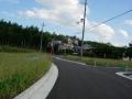 150927中之芝の史跡公園予定地は格好の練習場所