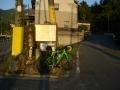 151003初めてCOLNAGOで金蔵寺へ