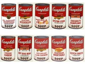 キャンベル・スープ2