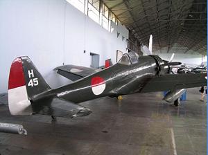 日本軍飛行機