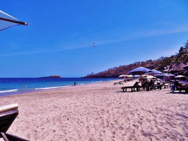 パダンバイ ホワイトサンドビーチ1