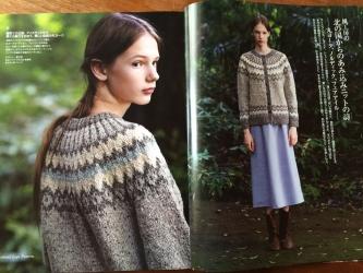 手編みの本1