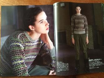 手編みの本3