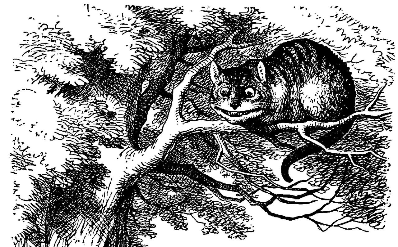チェシャ猫テニエル