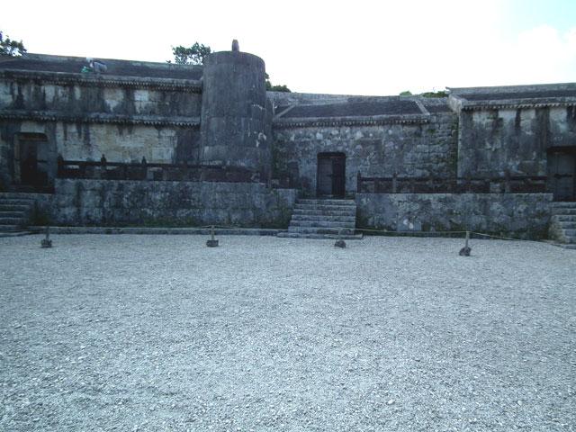 沖縄 那覇市 首里の風景(1)