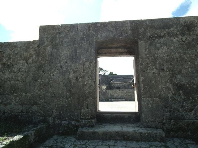 沖縄 那覇市 首里の風景(2)