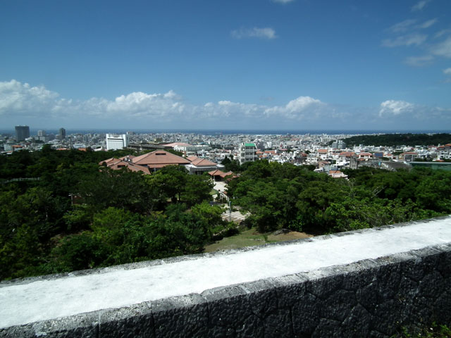 沖縄 那覇市 首里の風景(4)