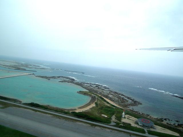 2015沖縄旅行 飛行機(5)