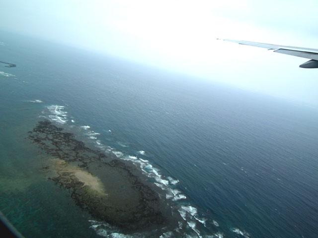 2015沖縄旅行 飛行機(6)