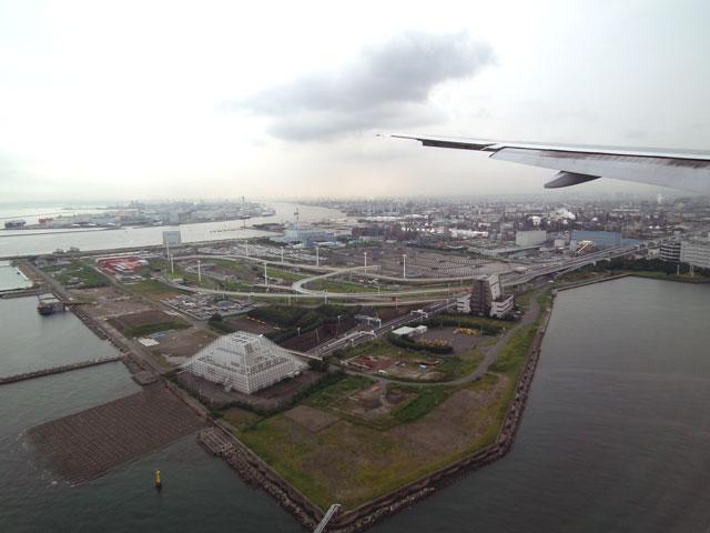 2015沖縄旅行 飛行機(13)