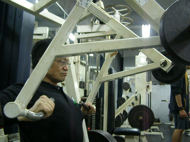 KinggymChestpress