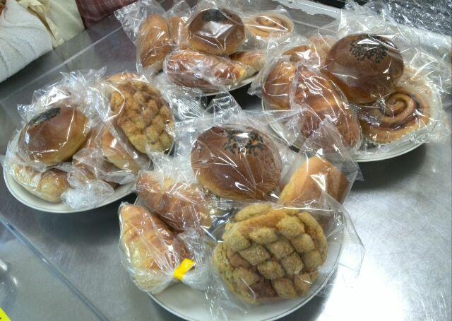 低糖質菓子パンの食べ比べ