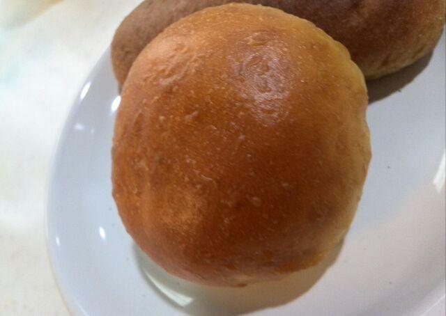 新作大豆パン