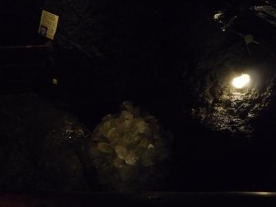 鳴沢氷穴2