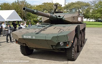 機動戦闘車