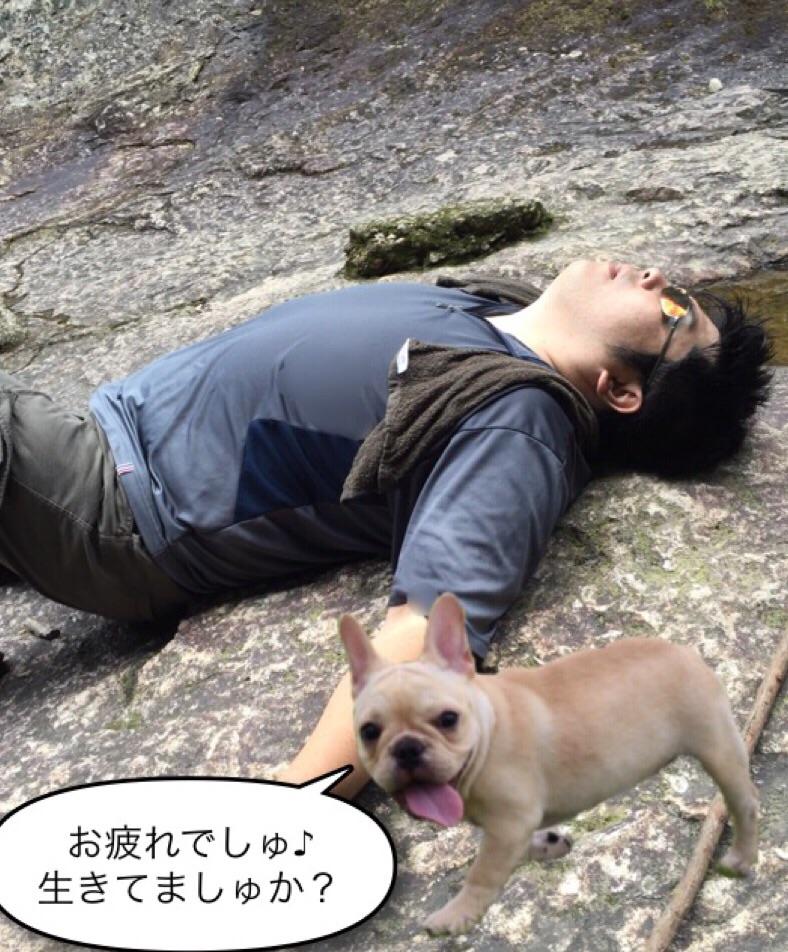 フレブル ハイキング 秘境 渓谷 8
