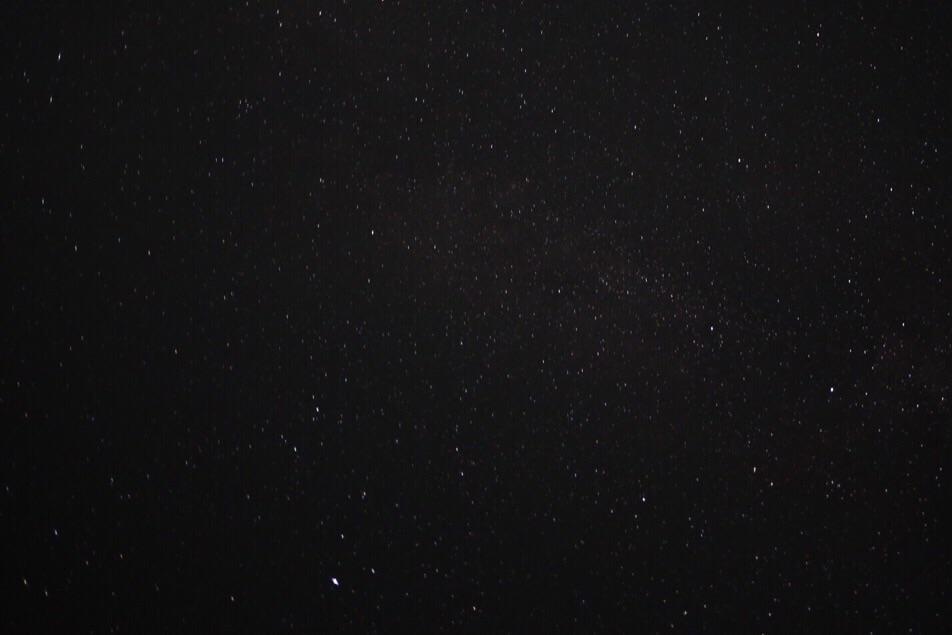 フレブル 星空 一眼レフ 1