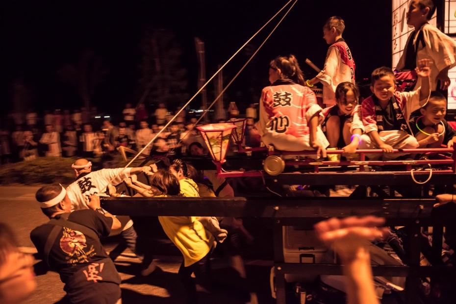 2015.08.23輪島大祭ー重蔵神社10