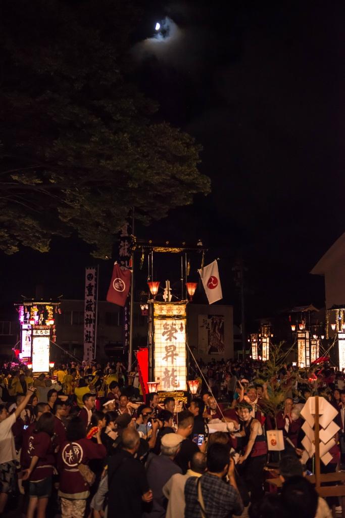 2015.08.23輪島大祭ー重蔵神社5