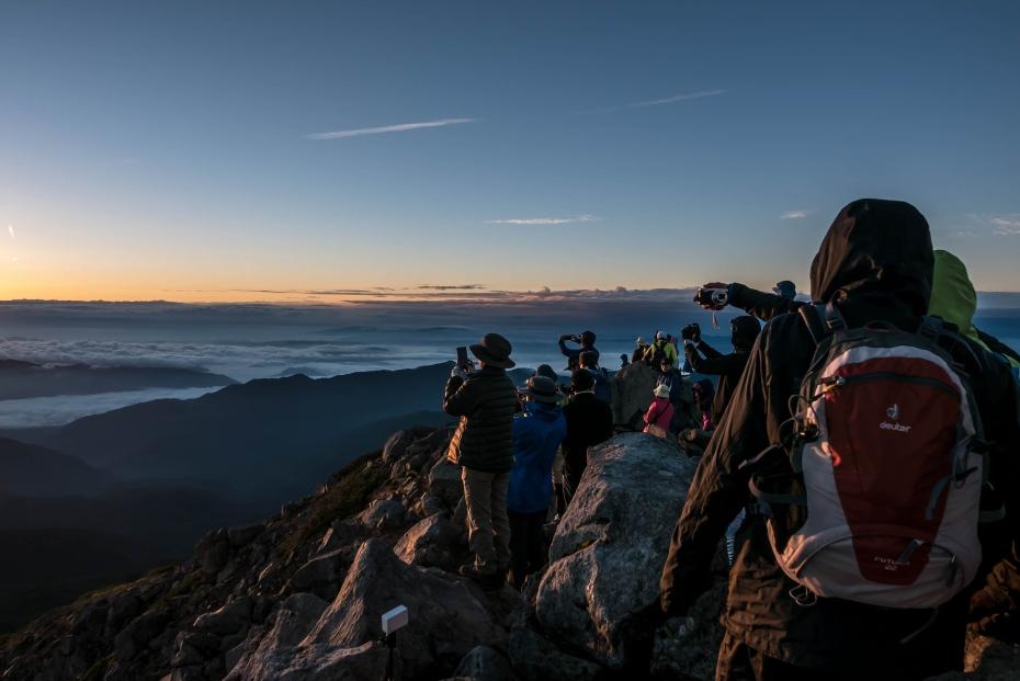 2015.08.28白山登山2日目5