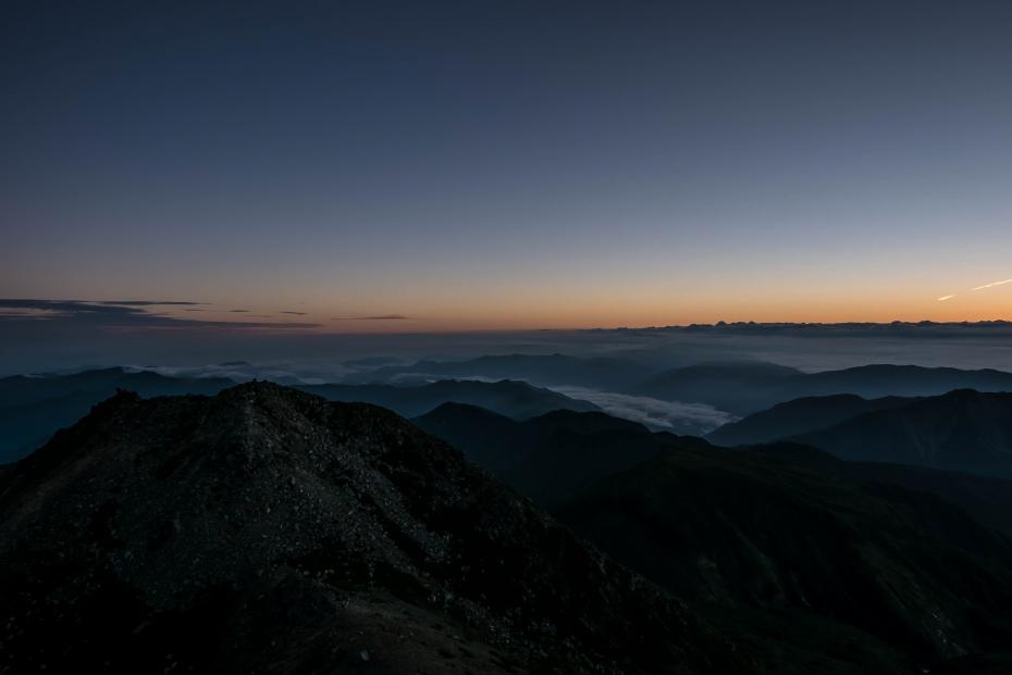 2015.08.28白山登山2日目3.0510