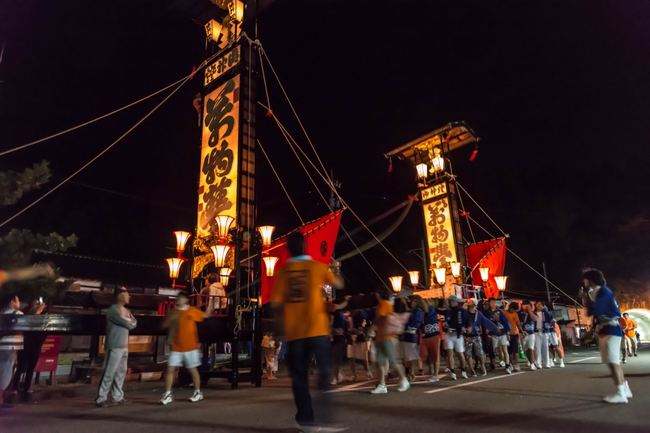 2015.09.05町野町広江の秋祭り2