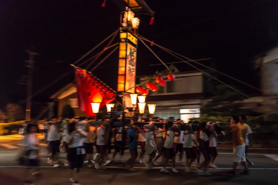 2015.09.05町野町広江の秋祭り1