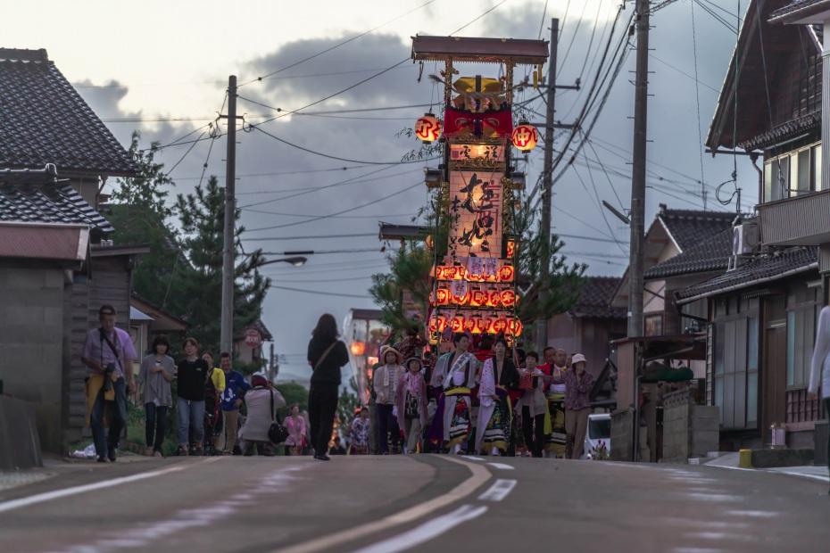 2015.09.11蛸島キリコ祭り2日目昼10