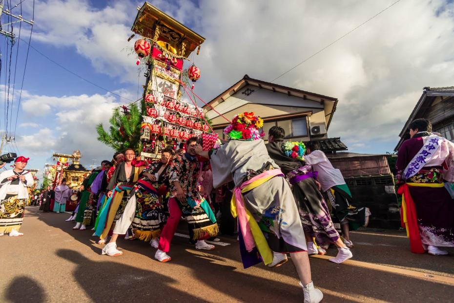2015.09.11蛸島キリコ祭り2日目昼2