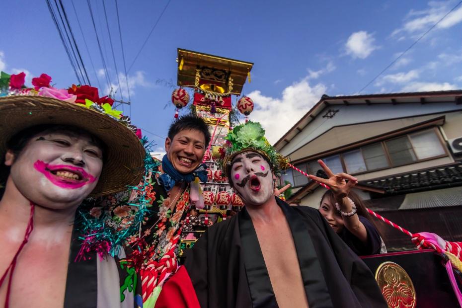 2015.09.11蛸島キリコ祭り2日目昼1