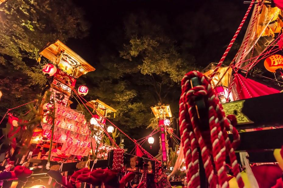 2015.09.11蛸島キリコ祭り2日目夜19